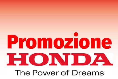 Promozioni Honda – Primavera 2020