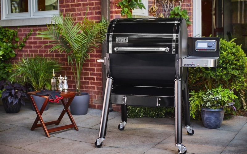 SmokeFire – il nuovo BBQ a pellet by Weber