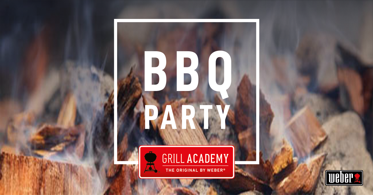 Grill Academy – BBQ Party – Sabato 8 mattina
