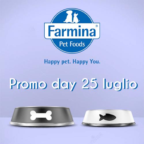 Promo Day – Farmina