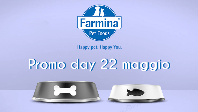 Promo Day – Farmina 22/05/21