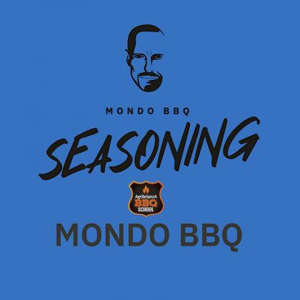 Seasoning Mondo BBQ