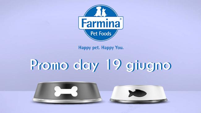 Promo Day – Farmina 19/06/21