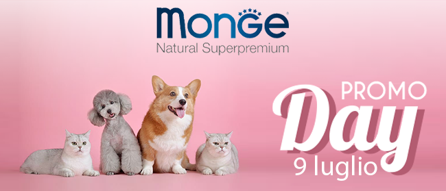 Monge Promo Day 9/07/21