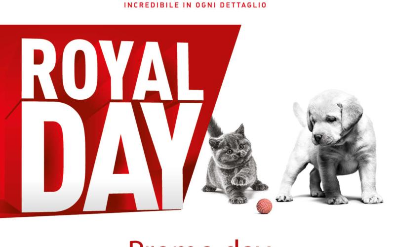 Royal Canin Day 3/07/21