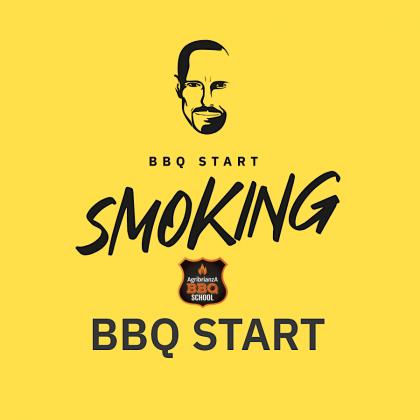 Smoking BBQ Start