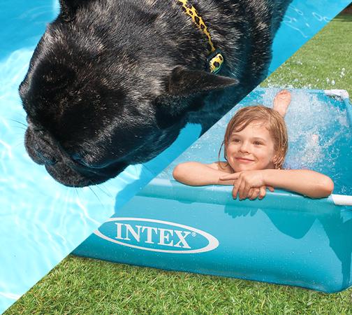 Una piscina perfetta per i tuoi piccoli!
