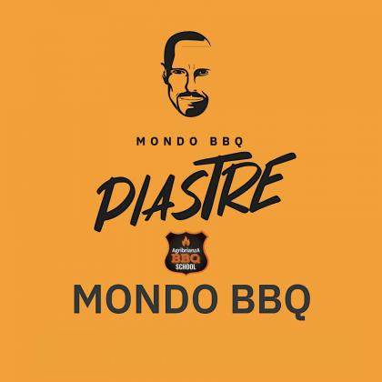 Piastra Mondo BBQ