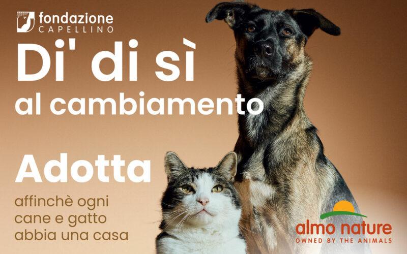 Con Almo Nature e Fondazione Capellino aiuti gli animali e la biodiversità!