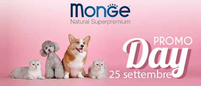 Monge Promo Day 25/09/21